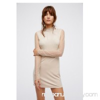 Ginger Burnout Bodycon   40578023