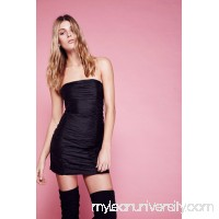 Habotai Mini Dress 41073651