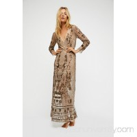 Intimately Art Deco Embellished Maxi Slip   41394065