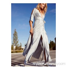 Moonlight Wrap Dress 40502056