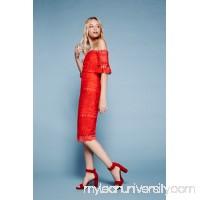 Saylor Mariah Midi Dress   40999955