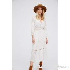 Spell & the Gypsy Collective Olivia Luxe Lace Midi Dress 39193438