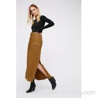 City Streets Linen Maxi Skirt 41222175
