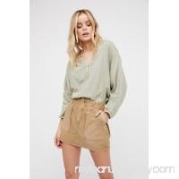 High Waist Military Skirt 41288218