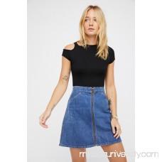 Levi's Orange Tab Denim Skirt 42448787