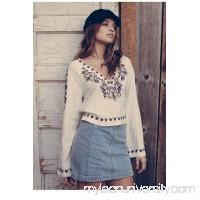 Zip to It Denim Mini Skirt 38108585