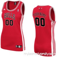 adidas Chicago Bulls Women's Custom Replica Road Jersey -   978930