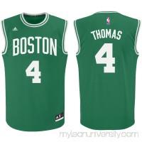Men's Boston Celtics Isaiah Thomas adidas Kelly Green Replica Basketball Jersey -   2278001