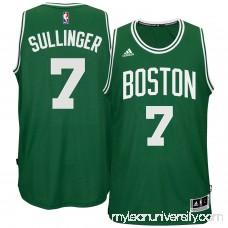 Men's Boston Celtics Jared Sullinger adidas Kelly Green Player Swingman Road Jersey - 1974797