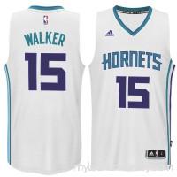 Men's Charlotte Hornets Kemba Walker adidas White Home Swingman climacool Jersey -   2275692