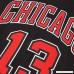 Men's Chicago Bulls Joakim Noah adidas Black Player Swingman Alternate Short Sleeve Jersey - 2007117