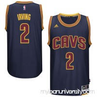 Men's Cleveland Cavaliers Kyrie Irving adidas Navy Player Swingman Alternate Jersey -   1993171