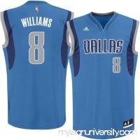 Men's Dallas Mavericks Deron Williams adidas Royal Replica Jersey -   2269377