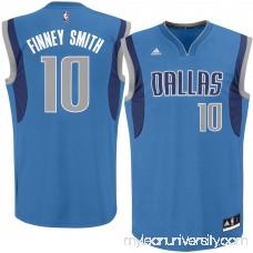 Men's Dallas Mavericks Dorian Finney-Smith adidas Royal Road Replica Jersey - 2622765