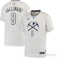 Men's Denver Nuggets Danilo Gallinari adidas Pride Swingman Jersey -   2446947