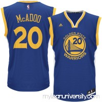 Men's Golden State Warriors James Michael McAdoo adidas Replica Jersey - 2258030