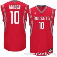 Men's Houston Rockets Eric Gordon adidas Red Road Replica Jersey - 2614540
