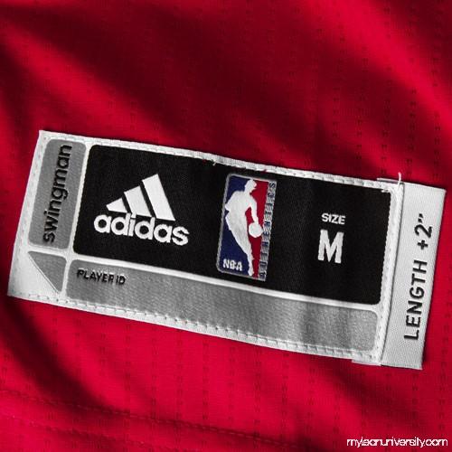1fb0d7395 Men s Houston Rockets James Harden adidas Red Swingman climacool Jersey -  2188991