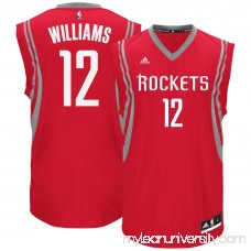 Men's Houston Rockets Louis Williams adidas Red Alternate Replica Jersey - 2733953