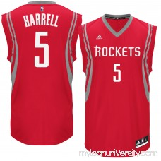 Men's Houston Rockets Montrezl Harrell adidas Red Road Replica Jersey - 2614541