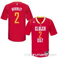 Men's Houston Rockets Patrick Beverley adidas Red Pride Swingman climacool Jersey -   2278799