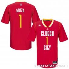 Men's Houston Rockets Trevor Ariza adidas Red Pride Swingman climacool Jersey - 2278800