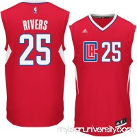 Men's LA Clippers Austin Rivers adidas Red Replica Jersey -   2296970