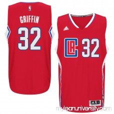 Men's LA Clippers Blake Griffin adidas Red Swingman climacool Jersey - 2187347