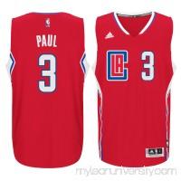 Men's LA Clippers Chris Paul adidas Red Swingman climacool Jersey -   2187348