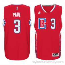Men's LA Clippers Chris Paul adidas Red Swingman climacool Jersey - 2187348