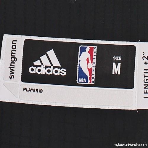 9817a360d52e Men s Milwaukee Bucks Giannis Antetokounmpo adidas Black Fashion Swingman  Jersey - 2678818