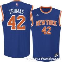 Men's New York Knicks Lance Thomas adidas Royal Replica Jersey -   2288184
