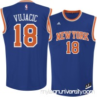 Men's New York Knicks Sasha Vujacic adidas Royal Replica Jersey - 2288185