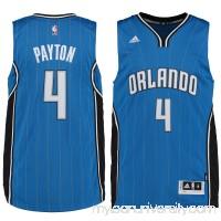 Men's Orlando Magic Elfrid Payton adidas Blue Swingman climacool Jersey -   2196845