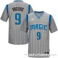 Men's Orlando Magic Nikola Vucevic adidas Pride Swingman climacool Gray Jersey -   2446945