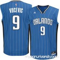 Men's Orlando Magic Nikola Vucevic adidas Royal Replica Jersey -   2284434