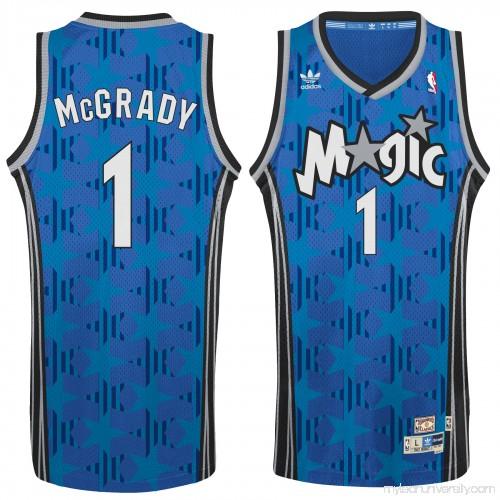 ee3072d636d ... spain mens orlando magic tracy mcgrady adidas blue hardwood classic  swingman jersey 2148682 e9bbe 2d0c2