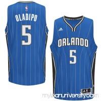 Men's Orlando Magic Victor Oladipo adidas Blue Player Swingman Road Jersey - 1768791
