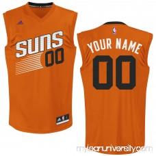 Men's Phoenix Suns Orange Custom Alternate Jersey -   2253930