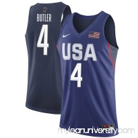 Men's USA Basketball Jimmy Butler Nike Royal Rio Elite Replica Jersey - 2601039