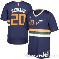 Men's Utah Jazz Gordon Hayward adidas Pride Swingman climacool Navy Jersey -   2446967