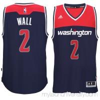 Men's Washington Wizards John Wall adidas Navy Player Swingman Alternate Jersey -   1768832