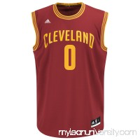 Mens Cleveland Cavaliers Kevin Love adidas Wine Replica Road Jersey -   2080988