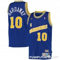 Mens Golden State Warriors Tim Hardaway adidas Royal Blue Hardwood Classics Swingman Jersey -   1780991