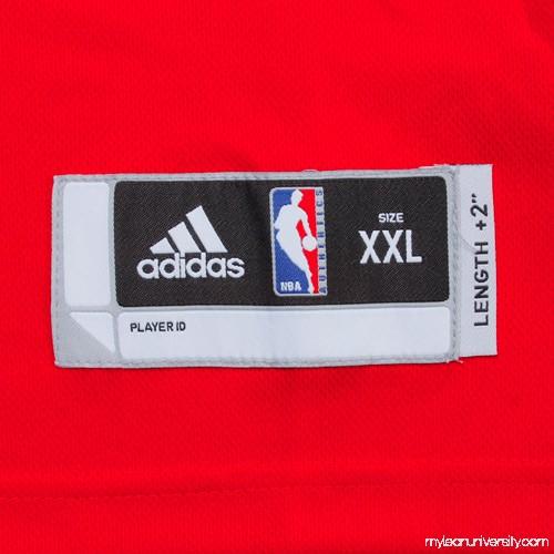 44f427df2d0 Mens Houston Rockets Jeremy Lin adidas Red Swingman Road Jersey - 1132818