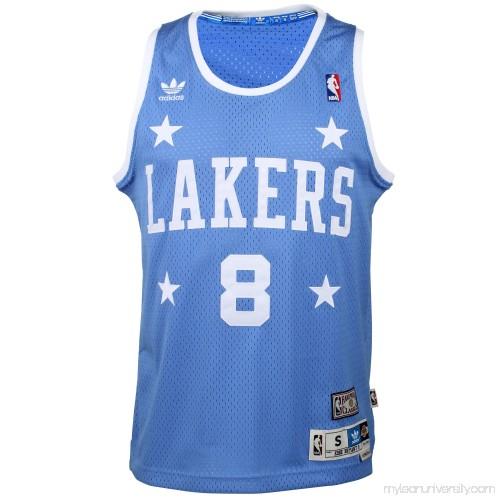 cf1fe1b8e Mens Los Angeles Lakers Kobe Bryant adidas Royal Blue Hardwood Classics  Swingman Jersey - 1780977