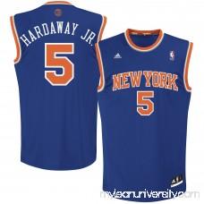 Mens New York Knicks Tim Hardaway Jr. adidas Royal Blue Replica Road Jersey - 1405931