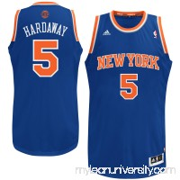 Mens New York Knicks Tim Hardaway Jr. adidas Royal Blue Swingman Jersey - 1760667