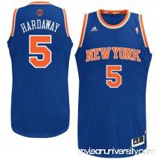 Mens New York Knicks Tim Hardaway Jr. adidas Royal Blue Swingman Jersey - 1760667
