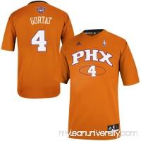 Mens Phoenix Suns Marcin Gortat adidas Orange Home Replica Jersey - 1585614